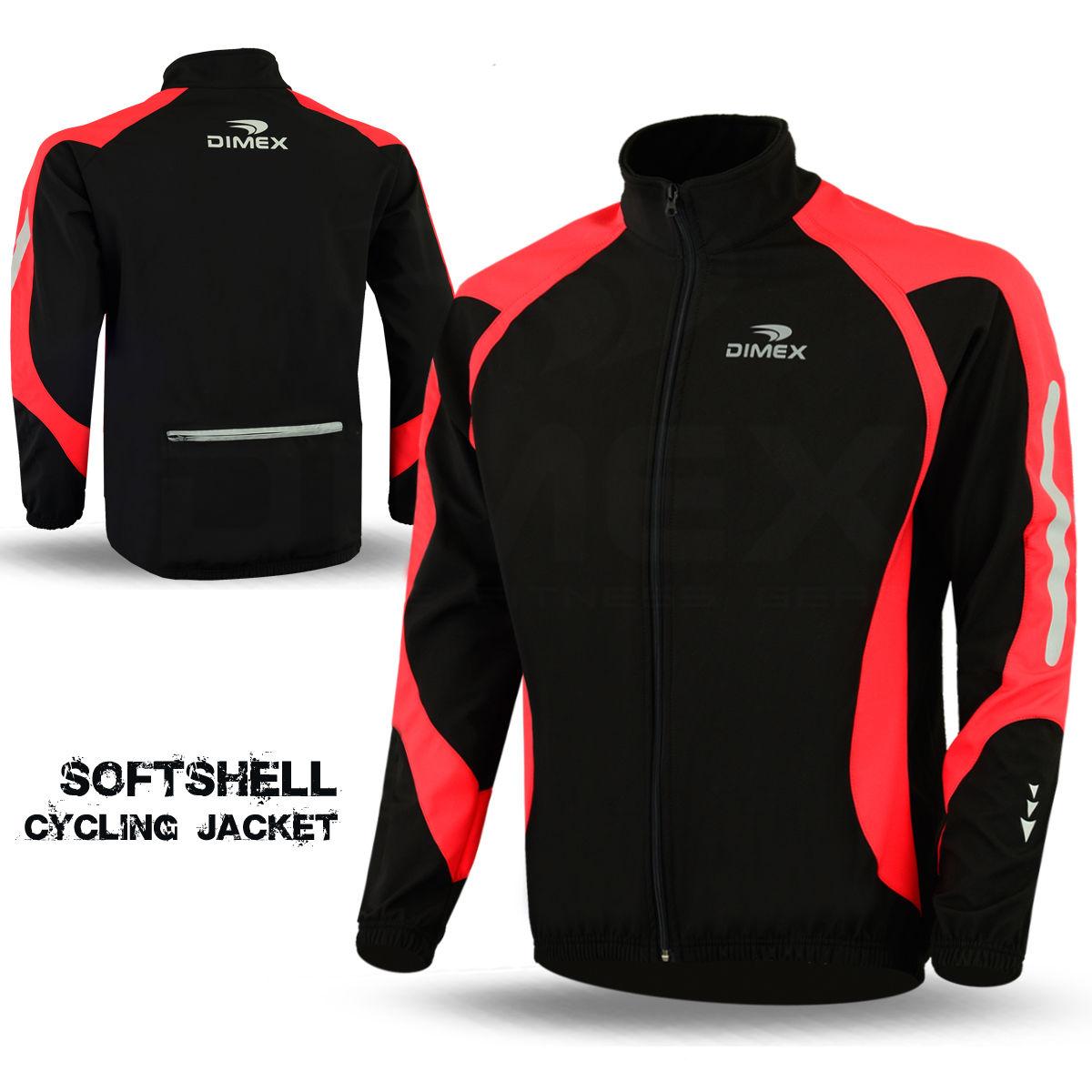 laaja valikoima myynti vähittäiskauppias tavata Details about Cycling Jackets Winter Soft Shell Thermal Fleece Windproof  Bike Long Sleeve Coat