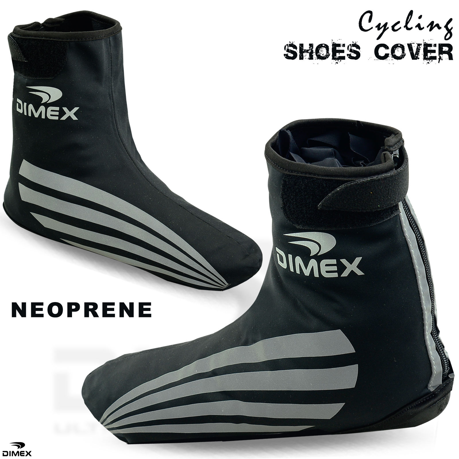 Cycling Shoe Cover Windproof Softshell Water Resistant Outdoor Bicycle Overshoe